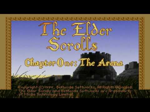 The Elder Scrolls: Arena Playthrough Part 1