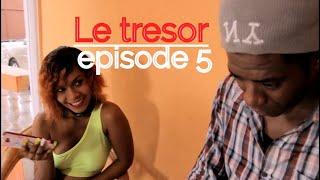 Le Tresor mini serie part 5  Cedrick  Appolo  Rony   Rolland  Ramon    Arianna