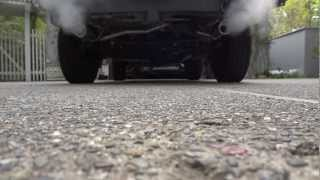 Toyota FJ Cruiser TRD Exhaust and Borla Dual Exhaust