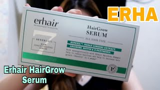 Review Serum Erhair HairGrow Serum 7Days ERHA