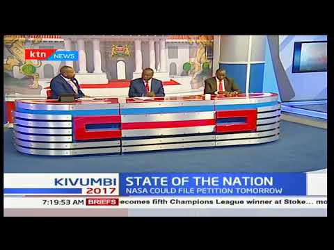 State of the nation : NASA heading to the supreme court part one 2017/08/17