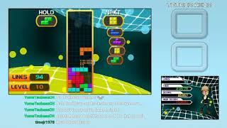 "Tetris Axis - Survival 150 Lines -  3'19""83"