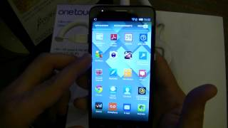 Alcatel One Touch Idol S - preview