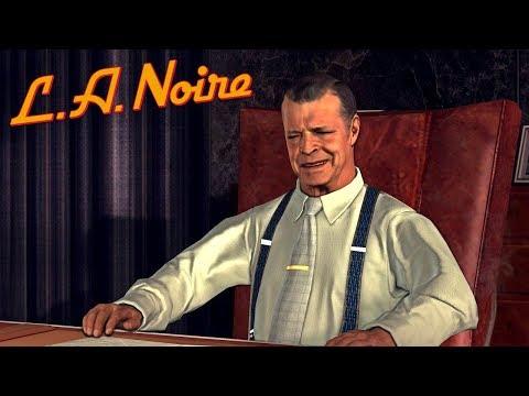 LA Noire Remastered - Case #22 - A Walk in Elysian Fields (5 Stars)