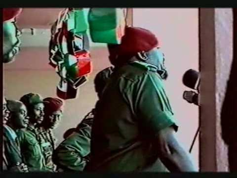 Jonas Savimbi - Definição do Angolano (partet2)