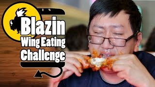 Blazing Challenge - Failed Attempt #1
