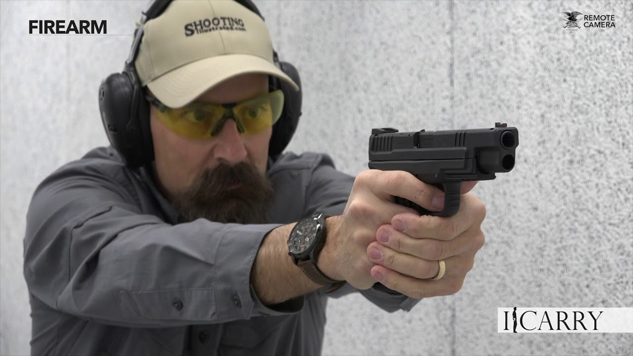 I Carry: Springfield Armory XD Mod 2 Tactical in a CrossBreed Holster