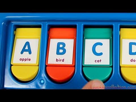 Te Mesojme Shkronjat Ngjyrat Numrat Format Me Alfabetin Hapa Dollapa