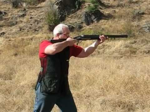 Shooting The 4 Bore Part 1 Youtube