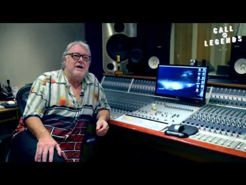 Chris Kimsey Introduces Shure Call for Legends Band Competition