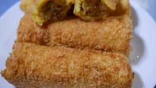 Fish Rolls /Chinese Rolls