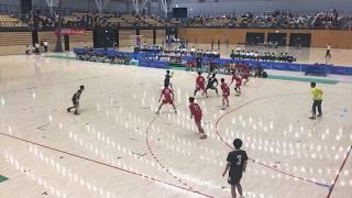 [ハンドボール国体選抜] 三重県VS愛知県 後半