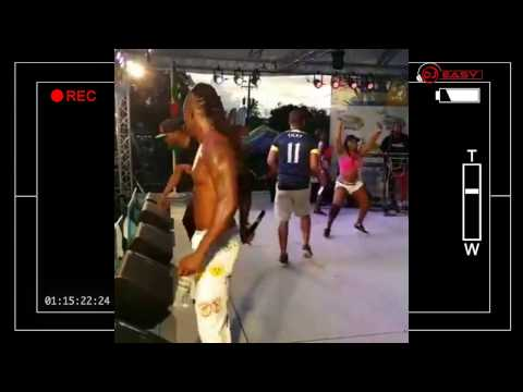 Triple Kay International at Creole In The Park Dominica 2016