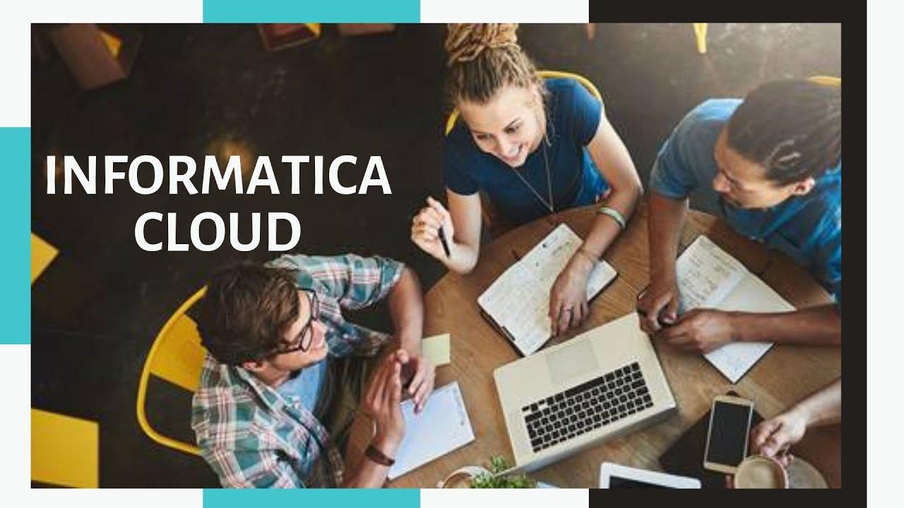 Informatica Cloud Training | Informatica Cloud Online