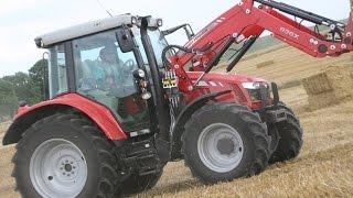 Massey Ferguson 5600 Traktor im AGRARTECHNIK-Maschinentest