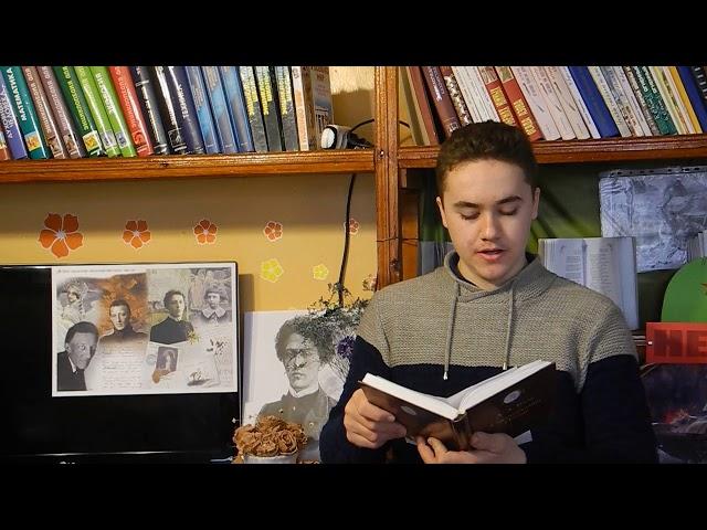 Изображение предпросмотра прочтения – ДмитрийБилас читает произведение «Сны» А.А.Блока