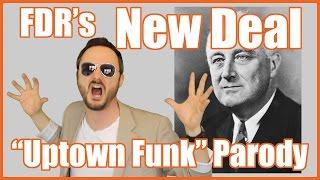 "New Deal (""Uptown Funk"" Parody) - @MrBettsClass"