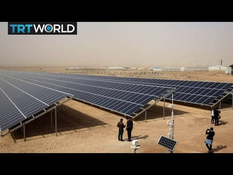 Kampala lights up using solar energy | Money Talks