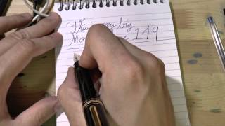 Montblanc 149 Review of this Meisterstuck