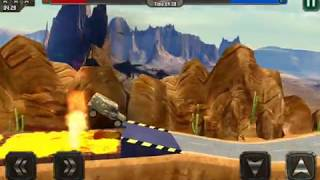 Offroad Army War Legends Android Gameplay