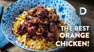 The BEST Orange Chicken Recipe!