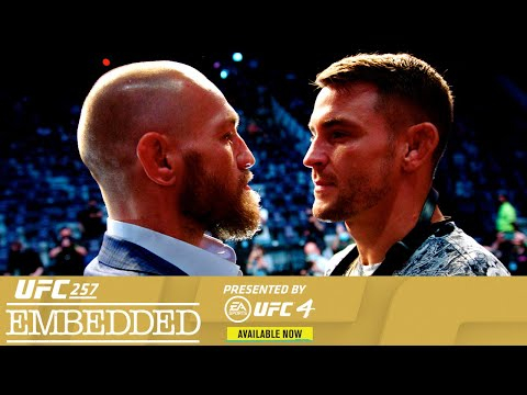 UFC 257 Embedded: Vlog Series - Episode 5