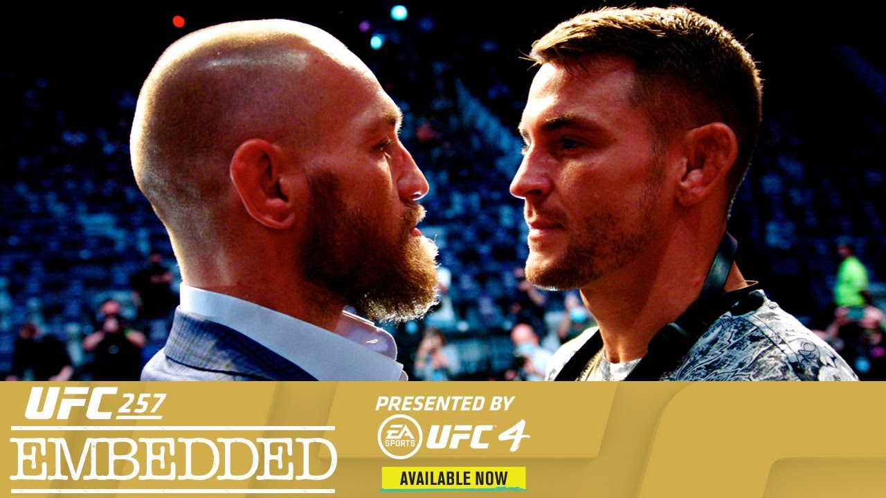 UFC 257 Embedded: Vlog Series - Episode 5 - download from YouTube for free