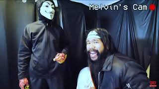 Spy Ninjas News!!! The PZ Leader try's to convince Melvin to join them.