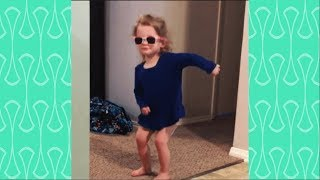 CUTE babies Dancing make your Happy day -  Funny Baby Dance Videos Compilation