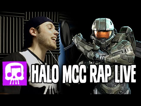 "Halo Master Chief Collection Rap LIVE by JT Music – ""Back in the Ring"""