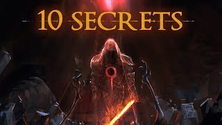 Dark Souls Lore ► 10 Secrets of War