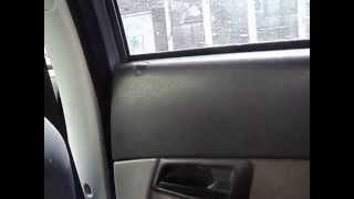 видео тяга замка двери приора устранение шума