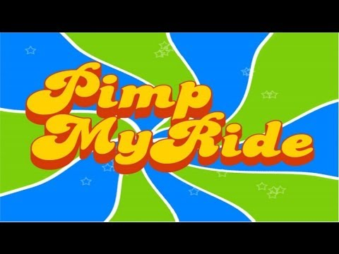Pimp My Ride The Video Game Part 1 (PS2)