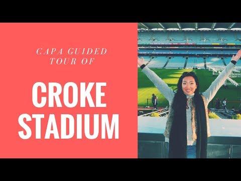 Croke Park Stadium Tour- Dublin, Ireland