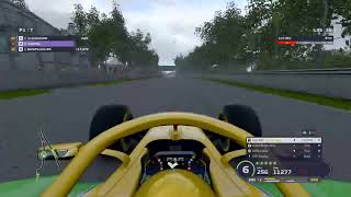 Live PS4 Broadcast-Israel Ps4 F1® 2019 Championship-Race 20,  Canada Circuit-finish p.1