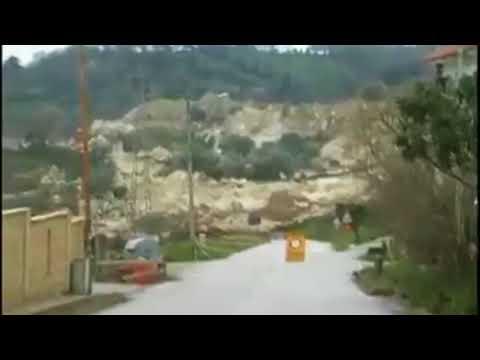 mother nature destruction