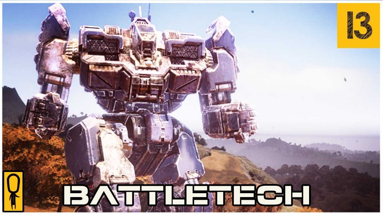 LAST PRE-RELEASE MISSION - Part 13 - Let's Play BattleTech Gameplay  Walkthrough Pre-Release