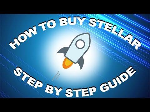 How to buy Stellar Lumens XLM Using Coinbase & Binance