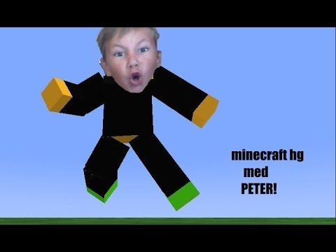 minecraft hg med Peter #3