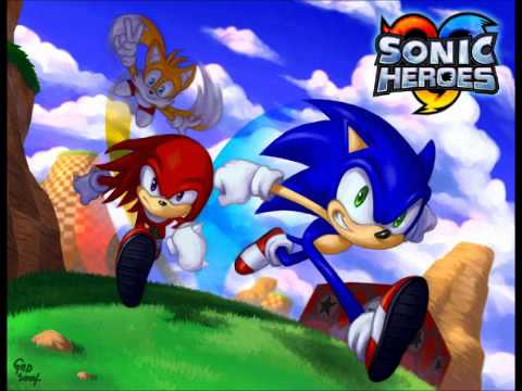 sonic heroes pc  portable software