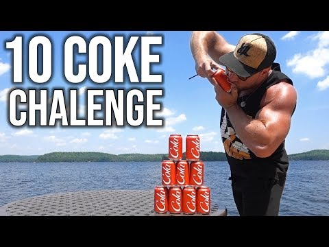 10x COCA COLA DRINKING (shotgunning) CHALLENGE from YouTube · Duration:  10 minutes 48 seconds