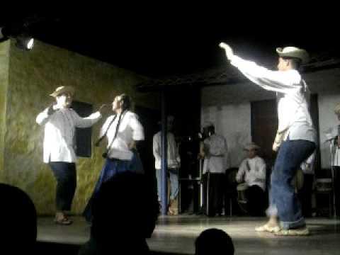 Tinajas Restaurent: Panamanian Folklore