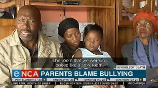 Family blames bullying for boy's death