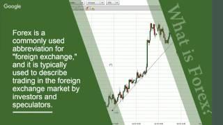 Forex Presentation Part #1 - An Intro To Forex & Basic Terminology