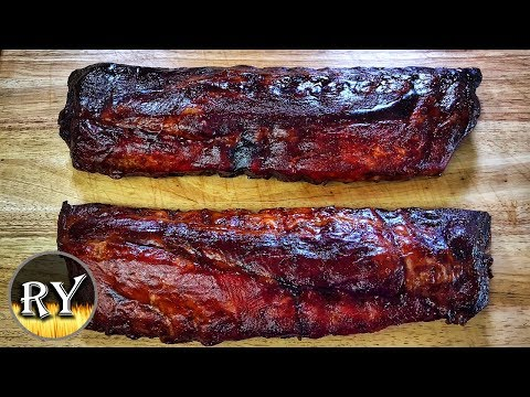Easy Baby Back Ribs Made In The Oven