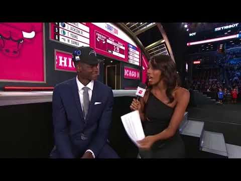 Mo Bamba   Number 6 Overall Pick 2018 NBA Draft