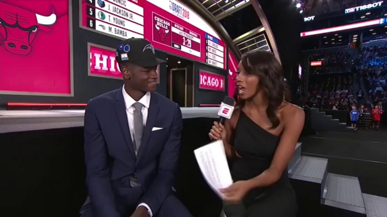 Mo Bamba | Number 6 Overall Pick 2018 NBA Draft
