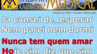 Samba de Verão Caetano Veloso Karaoke