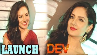 Show Launch Of Colors Serial Dev | Interview Of Pooja Banerjee | Telly Reporter Exclusive