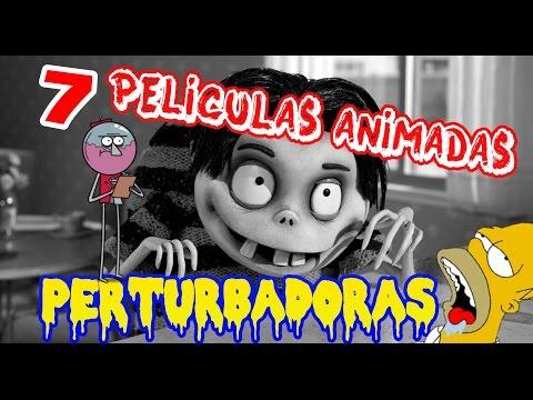 7 Peliculas Infantiles Perturbadoras de la animación